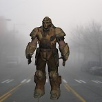 3D модель  Iron Guard из UT3