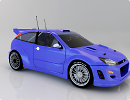 3D модель  3D model Ford