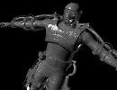 3D модель  3D модель man in exosceletone