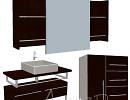 3D модель  3D модель мебели
