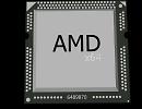 3D модель  AMD x64