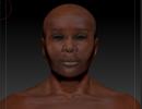 3D модель  Balck Girl