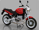 3D модель BMW R 1100 R мотоцикл