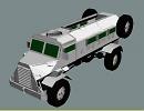 3D модель  Casspir APC