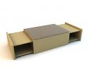 3D модель  coffee table