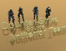 3D модель counter strike - sas