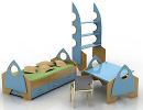 3D модель Детская