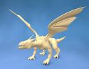3D модель  Дракон