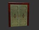 3D модель  Дверь