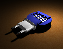 3D модель Электрофумигатор