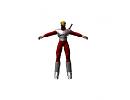 3D модель  FuturisticMan