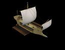 3D модель  Галера