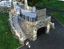 3D модель  Грот