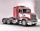 3D модель  грузовик Mack Pinnacle