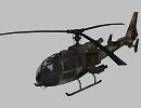 3D модель  helicopter