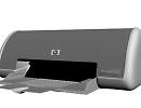 3D модель  HP_Printer