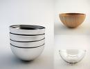 3D модель  Ikea Blanda Bowls
