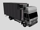 3D модель  Iveco EuroCargo