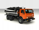 3D модель  КАМАЗ 5320 цистерна