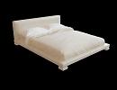 3D модель  кровать Flou Vulcano