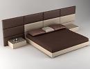 3D модель Кровать Sevilla