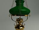 3D модель  Lampa