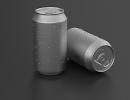 3D модель  Lemonade_Can