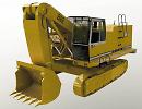 3D модель Liebher 962