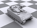 3D модель Light Tank