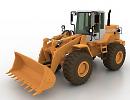 3D модель LOADER FR 130