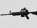 3D модель  M4