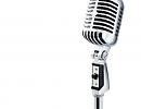 3D модель  microfon