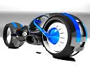 3D модель  moto rad