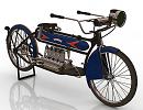 3D модель Henderson 1912
