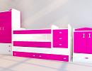 3D модель  набор детской мебели