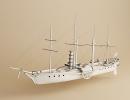 3D модель пароход great estern