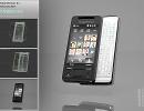 3D модель  Sony Ericsson X1