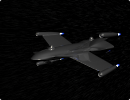 3D модель  space_ship