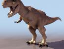 3D модель  Tirex