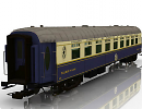 3D модель Вагон пассажирский 2