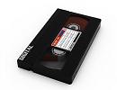 3D модель Видеокассета