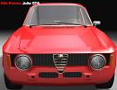 3D модель Alfa Romeo Julia GTA