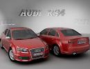 3D модель Audi RS4