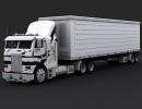 3D модель Freightliner