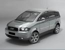 3D модель Audi A2