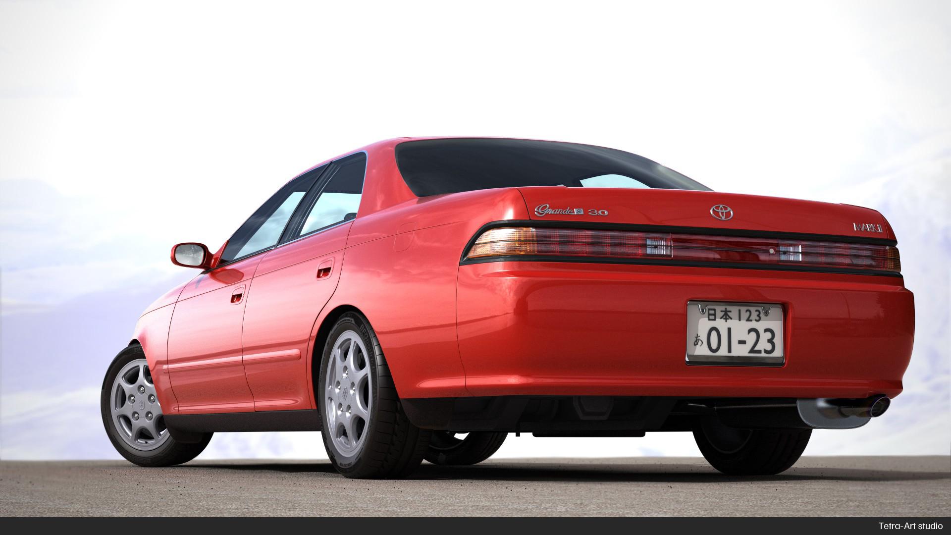 картинки Toyota Марк 2 #11