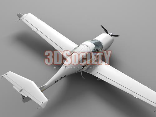 3D модель  Diamond_da40