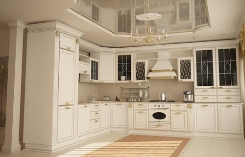 3d модель кухни - фото 3