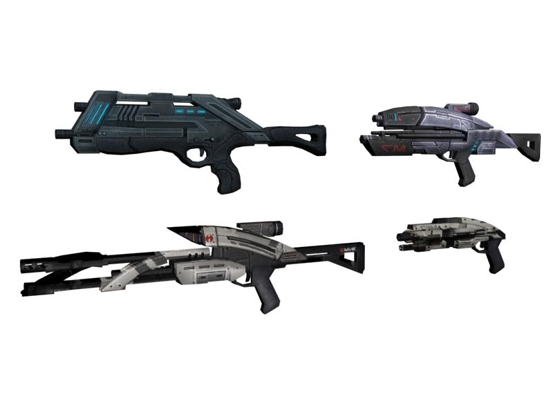 3ds max оружие готовые модели: