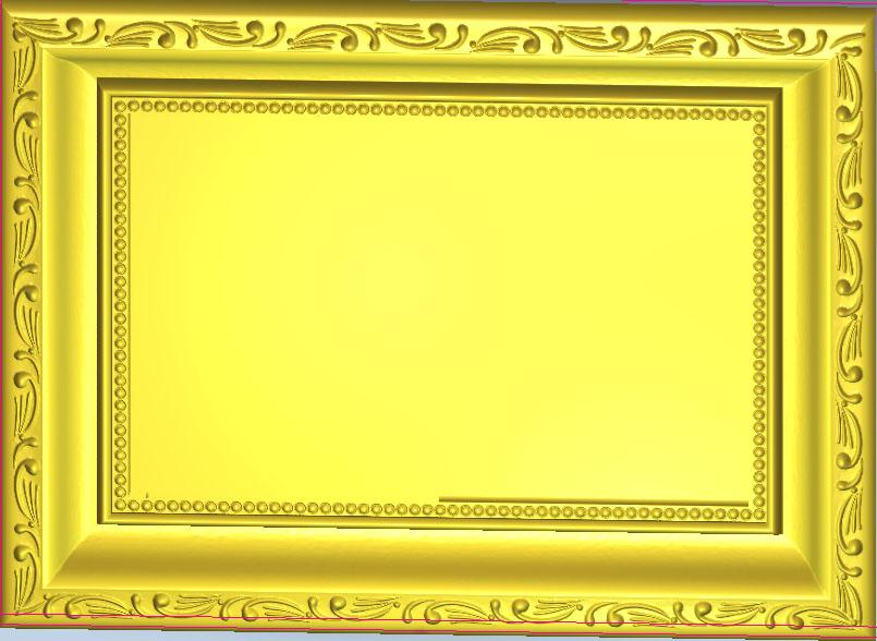 Рамка для иконы из картона